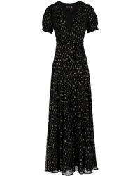Free People Long Dress - Black