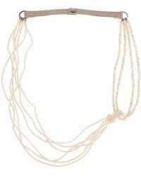 Peserico Necklace - Multicolor
