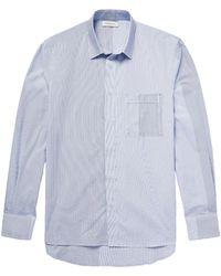 Public School Camicia - Blu