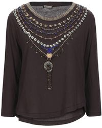 Maliparmi T-shirt - Black