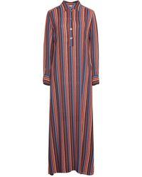Attic And Barn Vestido largo - Multicolor