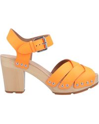 Marc By Marc Jacobs Sandals - Orange