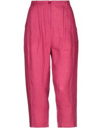 Mes Demoiselles 3/4-length Trousers - Multicolour