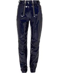 GmbH Pantalone - Blu