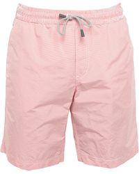 Brunello Cucinelli Swim Trunks - Pink