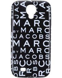 Marc By Marc Jacobs Carcasas y fundas - Negro