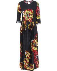 I'm Isola Marras Long Dress - Black