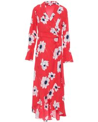 Equipment Robe courte - Rouge