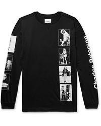 TAKAHIROMIYASHITA TheSoloist. T-shirt - Black