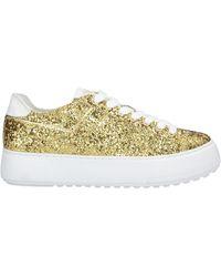 Product Of New York Sneakers - Metallic