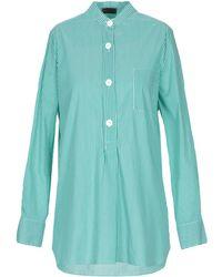 Ralph Lauren Black Label Camisa - Verde