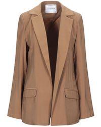 Hope Suit Jacket - Brown