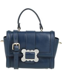 Vivienne Westwood Cross-body Bag - Blue