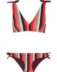 RYE SWIM Bikini - Red