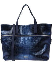 Armani Jeans Handbag - Blue