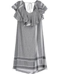 Cecilie Copenhagen - Knee-length Dresses - Lyst