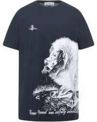 Vivienne Westwood T-shirts - Blau