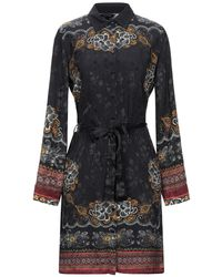 Desigual Knee-length Dress - Black
