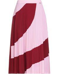 LE COEUR TWINSET Midi Skirt - Pink