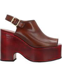 Marni Sandals - Brown