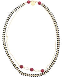 First People First - Necklace - Lyst