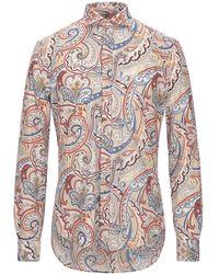 Brian Dales Shirt - Natural