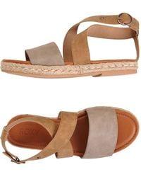 Roxy - Sandals - Lyst
