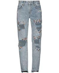Liu Jo - Pantaloni jeans - Lyst