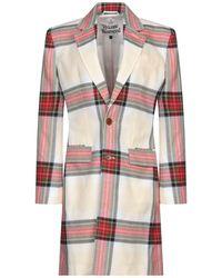 Vivienne Westwood Overcoat - White