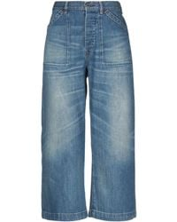 Polo Ralph Lauren Denim Trousers - Blue