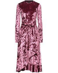 Juicy Couture Midi-Kleid - Mehrfarbig