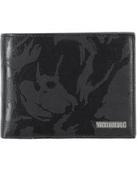 Bikkembergs Wallet - Black
