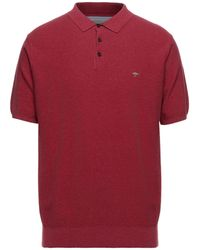 Fynch-Hatton Polo Shirt - Red