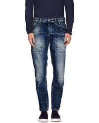 Pepe Jeans   Denim Trousers   Lyst