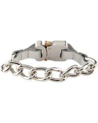 1017 ALYX 9SM Bracelet - Métallisé