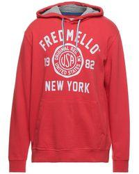 Fred Mello Sweatshirt - Red