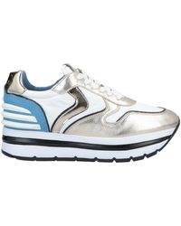 Voile Blanche Sneakers & Tennis basses - Blanc