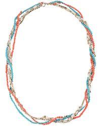 Blumarine Necklace - Multicolor