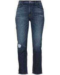 Hudson Jeans Pantalon en jean - Bleu