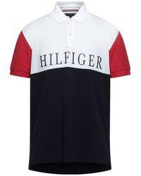 Tommy Hilfiger Polo Shirt - White