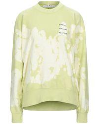 Proenza Schouler Sweatshirt - Green