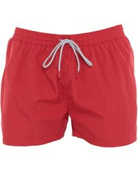 Fila Swim Trunks - Red