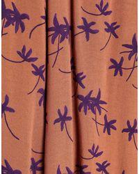 Bellerose Midi Skirt - Multicolour