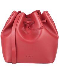 Aesther Ekme Cross-body Bag - Red