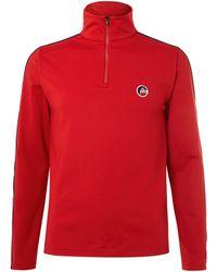 Fusalp Sweatshirt - Red