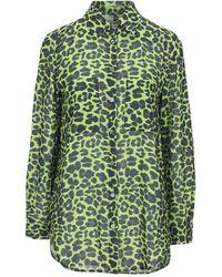 Ultrachic Camicia - Verde