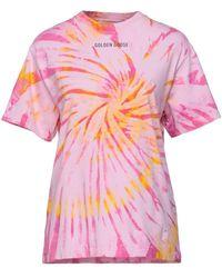 Golden Goose Deluxe Brand T-shirt - Rose