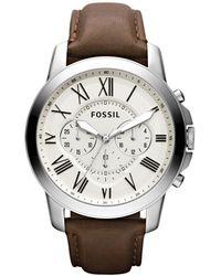 Fossil Wrist Watch - Brown