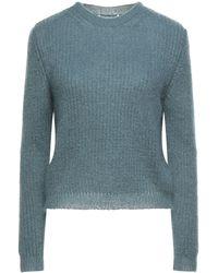 MASSCOB Pullover - Blu