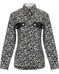 CALVIN KLEIN 205W39NYC Shirt - Black